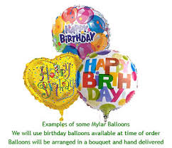 Balloon Delivery Balloon Bouquets Delivery Calgary Ab All Flowers And Gifts