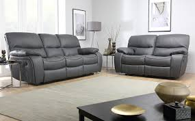 Leather Sofa Small Sofa Idea Gray Leather Reclining Sofa Leather Couches Couches
