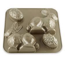 bunny cake mold nordic ware easter bunny cake pan williams sonoma