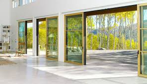 Patio Doors Glass St Louis Glass Wall Doors Folding Patio Doors By Wilke