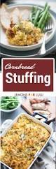 easy stuffing recipes for thanksgiving easy cornbread stuffing recipe lemonsforlulu com