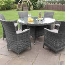 rattan dining table sets shop maze rattan garden furniture