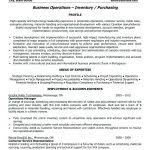resume director operations resume example director of