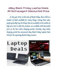 best black friday laptop deals online ppt black friday powerpoint presentation id 1613415