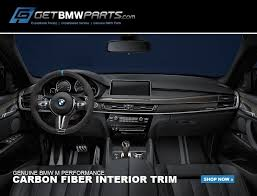 Bmw M3 Interior Trim Getbmwparts Com Genuine Bmw F15 16 X5 X6 M Performance Carbon