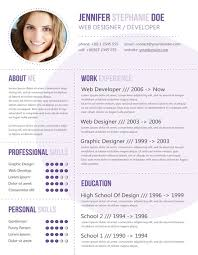 Resume Template Modern by Modern Resume Resume Templates