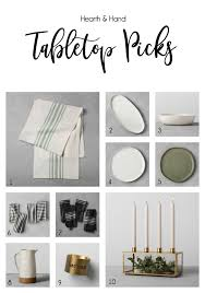 top picks from the hearth u0026 hand collection at target cottage loving