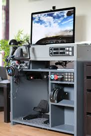 Fun Desks Building Your Own Home Flight Simulator Cockpit Is A Lot Of Fun