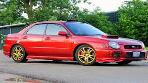 subaru sedan 2002 2002 subaru wrx sedan 250 hp 40 80 mph pull youtube