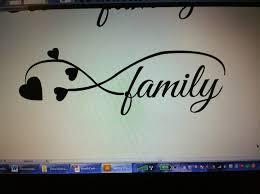 family infinity tattoos designs infinity symbol ties it all