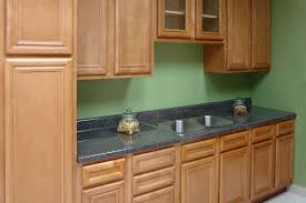 Cabinets  Drawer Light Brown Wooden Kitchen Cabinets In Stock - Single kitchen cabinet