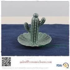 classic cactus ring holder images Porcelain swan ring holder jpg