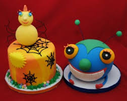 spider u0026 bounce cakes sunny patch cake cup ny