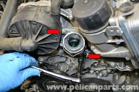 mercedes benz w204 thermostat replacement 2008 2014 c250 c300