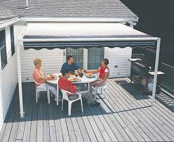 Sunsetter Roof Brackets by Sunsetter Awnings Weather Armor