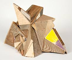 geometric wood sculpture wooden and awesome geometric sculptures design for mankind