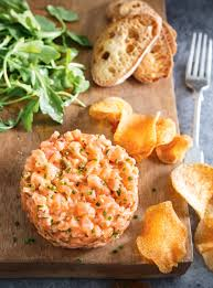 cuisiner le saumon tartare de saumon le meilleur ricardo