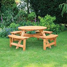 round picnic tables for sale anchor fast somerset 8 seater round picnic bench sale