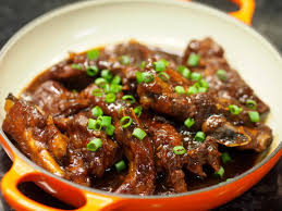 braised pork spare ribs recipe food for health recipes
