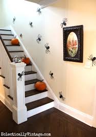 Stairs Decorations by 57 Best Halloween Staircase Stairs Images On Pinterest