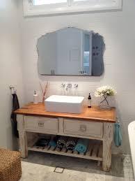 bathroom cool shabby chic mirrored bathroom cabinet decoration