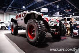 jeep forward control concept 2014 sema show recap