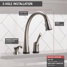 Hands Free Kitchen Faucets Decorating Delta Faucets Touch Delta Touch Faucet Price 9192t