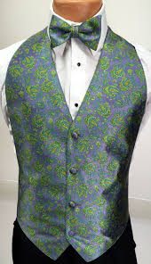mardi gras vests mardi gras vest and bow tie rental s tuxedo