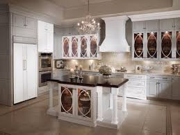 Kitchen Maid Cabinets White Kitchen Tile Floors With Oak Cabinets U2013 Home Design And