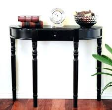 tall skinny side table tall skinny console table long cad75 com