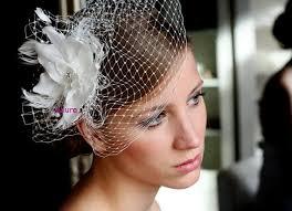 wedding headdress fabulous bird cage veil wedding headdress amazing by klaxonek my