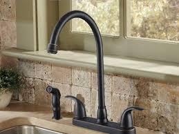 bronze kitchen sink faucets kitchen remodel danze faucets handle kitchen sink faucet