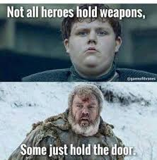 Hodor Meme - hodor on game of thrones all the memes you need to see heavy