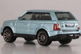 matchbox land rover range rover sport