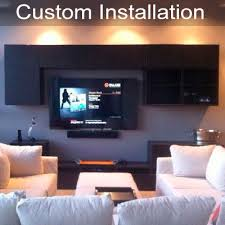 Home Theater Wall Units Amp Entertainment Centers At Dynamic Gibson Sound U0026 Vision