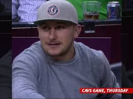 Manziel Benched Johnny Manziel Hits Late Night Spot After Cavs Game Tmz Com