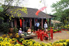 Decorations For Vietnamese New Year tet holiday vietnamese new year hanoi tourist hanoi tourist