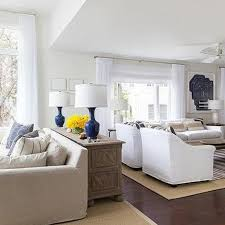 How To Divide A Room Without A Wall Dividing A Room Without Walls This Elegant Room Divide Is Also