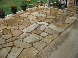 Flagstone Patio Cost Per Square Foot by Make A Flagstone Patio With Gravel U2014 Roniyoung Decors The