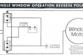 power window wiring diagram single power wiring diagrams