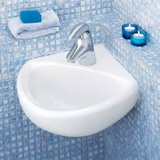 corner minette wall mounted sink american standard