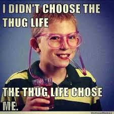 Life Meme - 20 coolest thug life memes ever made sayingimages com