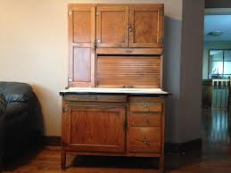 Hoosier Cabinets For Sale by Incredible Hoosier Cabinet With Roll Top Primitive Hoosier