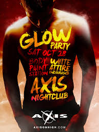glow party glow party sat oct 28th with west the glow station drag