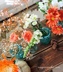 thanksgiving tablescapes ideas grocery store flowers for a thanksgiving tablescape what meegan