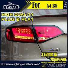 audi a4 tail lights car styling led tail l for audi a4 tail lights 2009 2012 a4 b8