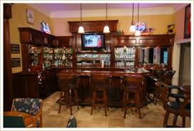 Cost To Build A Bar In Basement by Basement Bars Classic Bars Inc