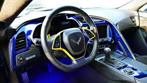 c7 corvette painted dash cluster any c7 color rpidesigns com