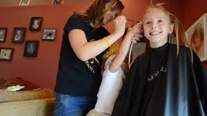 tot u0027s cancer inspires palm bay boy to grow donate hair