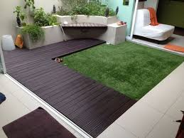 image result for small contemporary gardens with small artificial